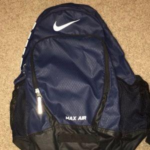 Nike Navy Backpack